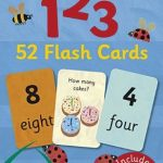 Ladybird 52 FLASH CARDS: EARLY LEARNING 123