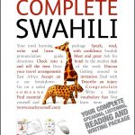 Teach Yourself: Complete Swahili with CDs