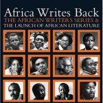 AFRICA WRITES BACK